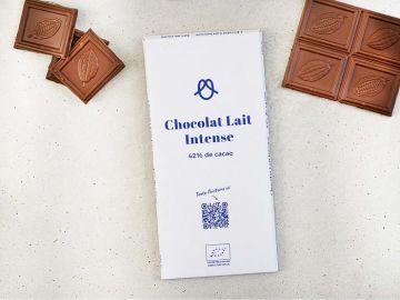 TABLETTE CHOCOLAT LAIT 100G